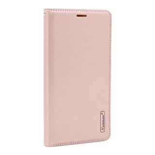 Futrola BI FOLD HANMAN za Samsung A750F Galaxy A7 2018 svetlo roze