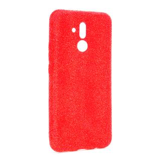 Futrola Peluche za Huawei Mate 20 Lite crvena