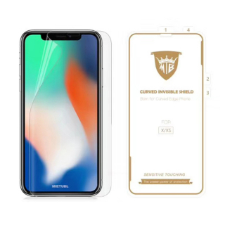 Folija za zastitu ekrana MTB za Iphone X/XS providna