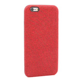 Futrola CANVAS za Iphone 6G/6S crvena