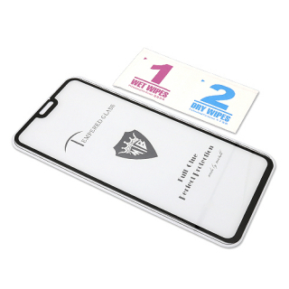 Folija za zastitu ekrana GLASS 2.5D za Huawei Honor 8X crna