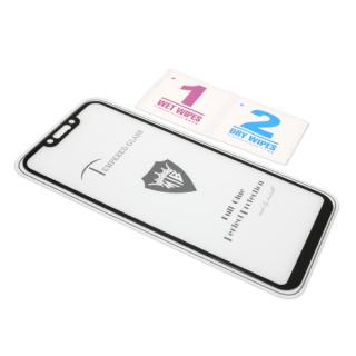 Folija za zastitu ekrana GLASS 2.5D za Huawei Mate 20 Lite crna