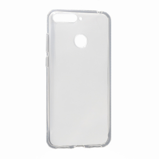 Futrola silikon SIMPLY za Huawei Honor 7A/Y6 Prime 2018 providna