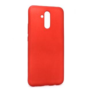 Futrola silikon SIMPLY za Huawei Mate 20 Lite crvena