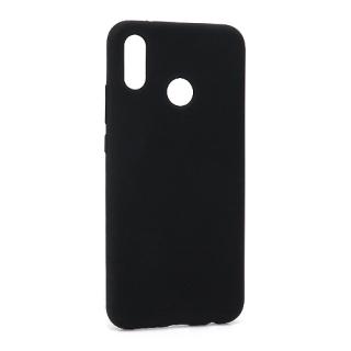 Futrola silikon SIMPLY za Huawei P20 Lite crna