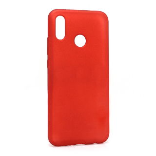 Futrola silikon SIMPLY za Huawei P20 Lite crvena