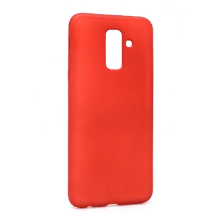 Futrola silikon SIMPLY za Samsung A605G Galaxy A6 Plus 2018 crvena