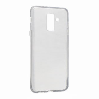 Futrola silikon SIMPLY za Samsung A605G Galaxy A6 Plus 2018 providna