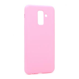 Futrola silikon SIMPLY za Samsung A605G Galaxy A6 Plus 2018 roze