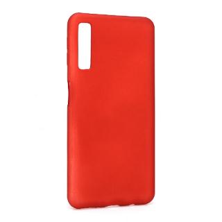Futrola silikon SIMPLY za Samsung A750F Galaxy A7 2018 crvena