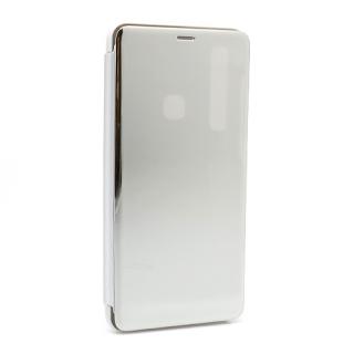 Futrola BI FOLD CLEAR VIEW za Samsung A920F Galaxy A9 2018 srebrna