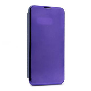 Futrola BI FOLD CLEAR VIEW za Samsung G973F Galaxy S10 ljubicasta