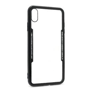 Futrola BACK CLEAR za Iphone XS Max crna