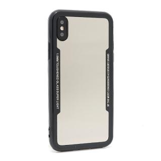 Futrola BACK MIRROR za Iphone X/XS crna