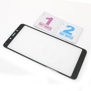 Folija za zastitu ekrana GLASS 5D za Xiaomi Redmi 6/6A crna