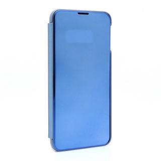 Futrola BI FOLD CLEAR VIEW za Samsung G973F Galaxy S10 teget