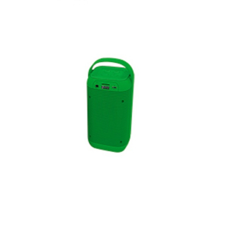 Bluetooth zvucnik Power Tull green