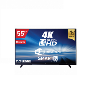 VOX 55 inca SMART 55DSW293V LED, 55