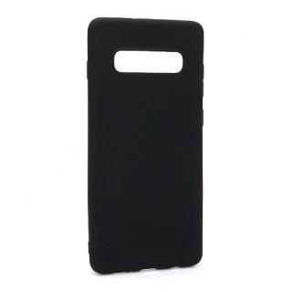 Futrola GENTLE COLOR za Samsung G975F Galaxy S10 Plus crna