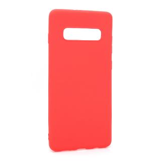 Futrola GENTLE COLOR za Samsung G975F Galaxy S10 Plus crvena