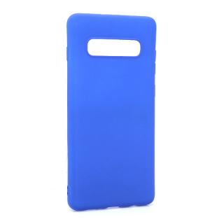Futrola GENTLE COLOR za Samsung G975F Galaxy S10 Plus plava