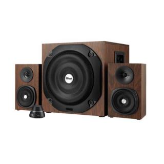 TRUST Vigor 2.1 subwoofer speaker set braon 20244