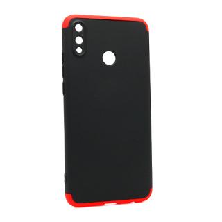 Futrola PVC 360 PROTECT za Huawei Honor 8X crno crvena