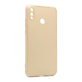 Futrola PVC 360 PROTECT za Huawei Honor 8X zlatna