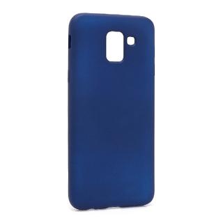 Futrola silikon DURABLE za Samsung J600F Galaxy J6 2018 mat teget