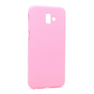 Futrola silikon DURABLE za Samsung J610F Galaxy J6 Plus mat roze