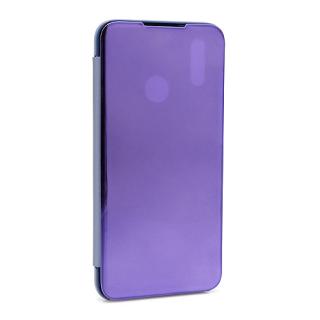 Futrola BI FOLD CLEAR VIEW za Huawei Honor 10 Lite/P Smart 2019 lila