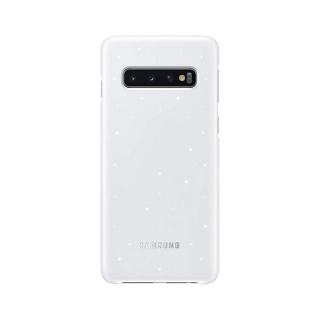 Samsung LED maska za Samsung S10 bela