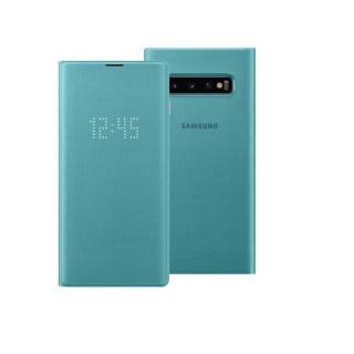 Samsung LED View futrola sa preklopom S10+ zelena