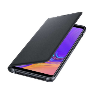 Samsung Clear View stojeca futrola S10 crna