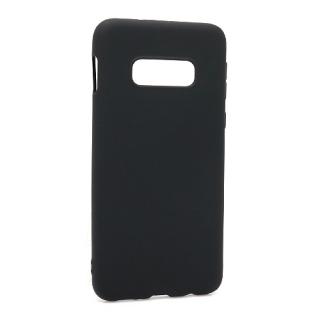 Futrola GENTLE COLOR za Samsung G970F Galaxy S10e crna