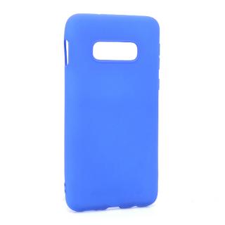 Futrola GENTLE COLOR za Samsung G970F Galaxy S10e plava