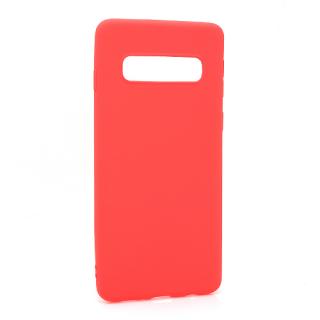 Futrola GENTLE COLOR za Samsung G973F Galaxy S10 crvena