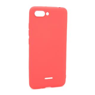 Futrola GENTLE COLOR za Xiaomi Redmi 6A crvena