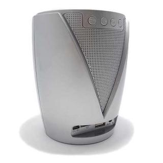 Zvucnik JEMBE Bluetooth srebrni