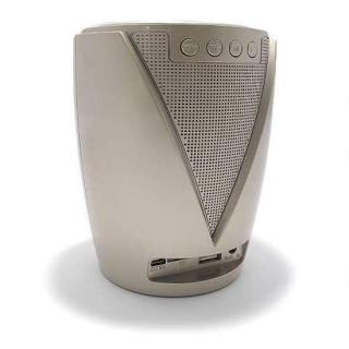 Zvucnik JEMBE Bluetooth zlatni