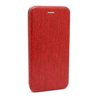 Futrola BI FOLD Ihave Glitter za Huawei Honor 8X crvena