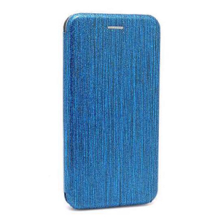 Futrola BI FOLD Ihave Glitter za Huawei Mate 20 Lite plava