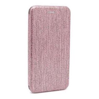 Futrola BI FOLD Ihave Glitter za Huawei Mate 20 Lite roze