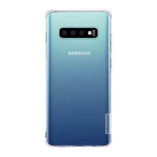 Futrola NILLKIN nature za Samsung G975F Galaxy S10 Plus bela