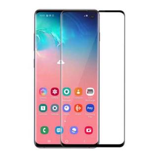 Folija za zastitu ekrana GLASS NILLKIN za Samsung G973F Galaxy S10 3D MAX crna