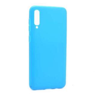 Futrola ULTRA TANKI KOLOR za Samsung A505F Galaxy A50 plava