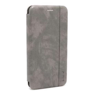Futrola BI FOLD Ihave Gentleman za Samsung A750F Galaxy A7 2018 siva