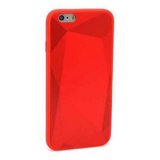 Futrola CRYSTAL COLOR za Iphone 6G/6S crvena