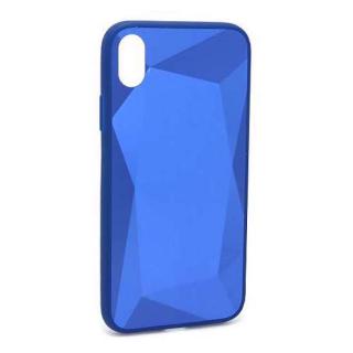 Futrola CRYSTAL COLOR za Iphone XR plava