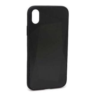 Futrola CRYSTAL COLOR za Iphone XR crna